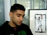 Amir Khan 'I Don't Get Paid For Overtime'