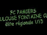 Le Football Club De Pamiers 09 - Elite Régionale U15 ARIEGE