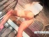 Veronika Zemanova - Action Girl Sexy