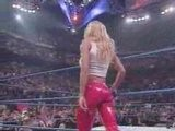 WWE - John Cena Vs. The Rock Torrie Hits Stacey