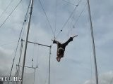 Trapeze School With Julie Henderson