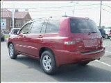 2004 Toyota Highlander For Sale In Allentown PA - Used