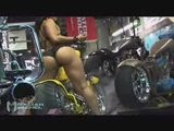 Maliah Michel Yellow Chopper 2009