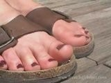Giantess Feet Crush Tinymen In Her Sandal