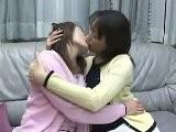 Lesbian Japanese Women In Love