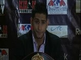 Amir Khan VS Marcos Maidana Press Conference