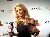 Maxim Magazine 2009 - Amber Heard