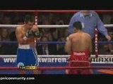 Amir Khan V Barrera Boxing 14th March 09 HQ Pt 2