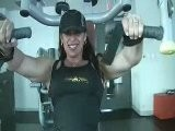 Betty Viana GYM Preview, Female Muscle, Bodybuilding, Amazon