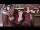 TICKLE ABUSE - CINDI TEN TOES