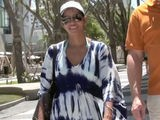 Halle Berry Lunches Shops Miami