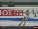 Caroline Zhang 2007 Grand Prix Final SP