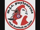 Subbuteo CFT Puylaurens Pierre - Jean François 1-0