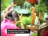 Aishwarya Rai Bachchan On Condé Nast Traveller 2010