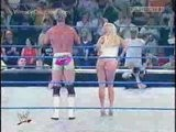 WWE Divas - Torrie Wilson Shows Her Ass Velocity 06-03