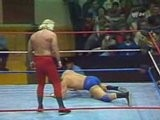 Tito Santana Vs. Jesse Ventura-IC Title Match