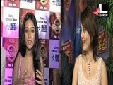 Minissha Meets Amrita Rao Mid-Air
