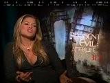 Interview: RESIDENT EVIL - AFTERLIFE - Ali Larter