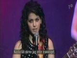 Katie Melua * Spiders Web * Live