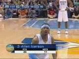 Allen Iverson 44pts 15 Asts Vs Phoenix Suns