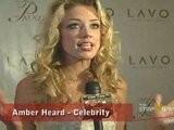 Amber Heard - Lavo Red Carpet
