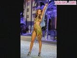 Alessandra Ambrosio Gets Back To The Catwalk