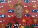 Alex Ferguson Looks Ahead To The Newcastle