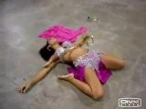 Belly Dance Floorwork - Ravel's Bolero