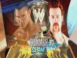 WWE SummerSlam 2010 Match Card