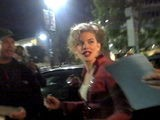 Annalynne McCord Enjoys A Night Out At The