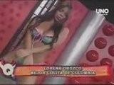 Lorena Orozco. Espectacular Modelo Colombiana...en Ecuador