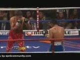 Amir Khan V Barrera Boxing 14th March 09 HQ Pt 4