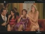 Alessia Marcuzzi Nuda Nel Promo Di Così Fan Tutte