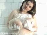 Home Video From Alicia Loren Big Tits Bath