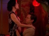 Mary Louise Parker Getting Her Tit Sucked