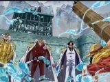 "BA One Piece Trailer XIX ""Luffy VS Marine"