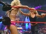 RAW - 19.09.2005 - Trish Stratus Vs. Torrie Wilson