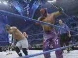 Rey Mysterio & Torrie Wilson Vs. Jamie Noble & Nidia WWE