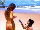 Sabrina Sato Nua Praia De Nudismo
