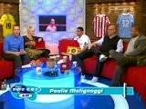 Amir Khan & Paulie Malignaggi Interview