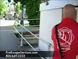 Fire Escape Painting Anchorage 800-649-3333 Www.Fireescapep