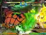 She-Hulk Superhero Marvel Vs Capcom 3 Video