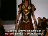 Chocolate Superhero Fashion