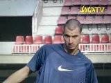 C. Ronaldo V. Zlatan