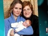 Cynthia Nixon Debuts Baby Boy