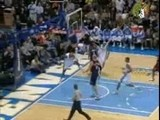 Allen Iverson Went Off For 37 Points In The Nuggets' Dominan