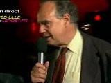 "Mitterrand Et Amara Hués Au Concert Du ""Grand Ramdam"""