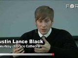 Dustin Lance Black Favors Gay Outreach To