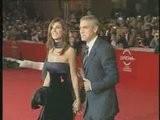 George Clooney Ed Elisabetta Canalis Sul Red Carpet