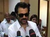 Anil Kapoor At Nanavati Hospital